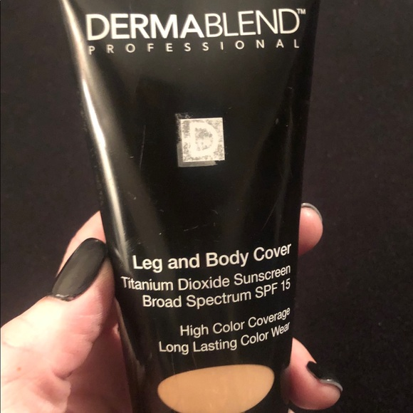 Dermablend Tattoo Coverup